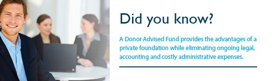donoradvisedfund