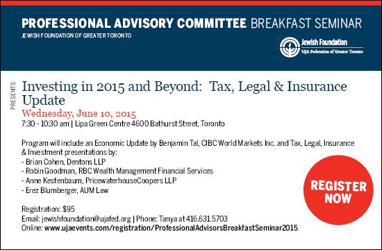 PAC Seminar June 10, 2015